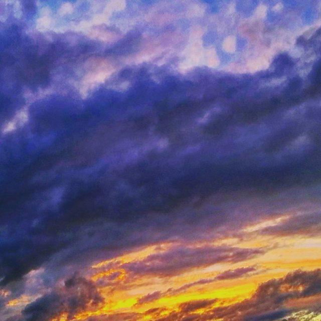 Filtered sky